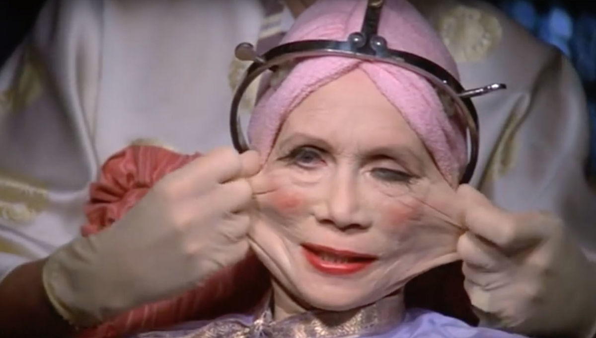 Brazil plastic surgery scene