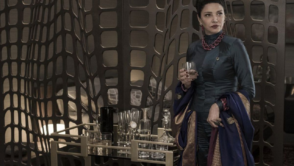 The Expanse Season 4 Episode 3 Subduction