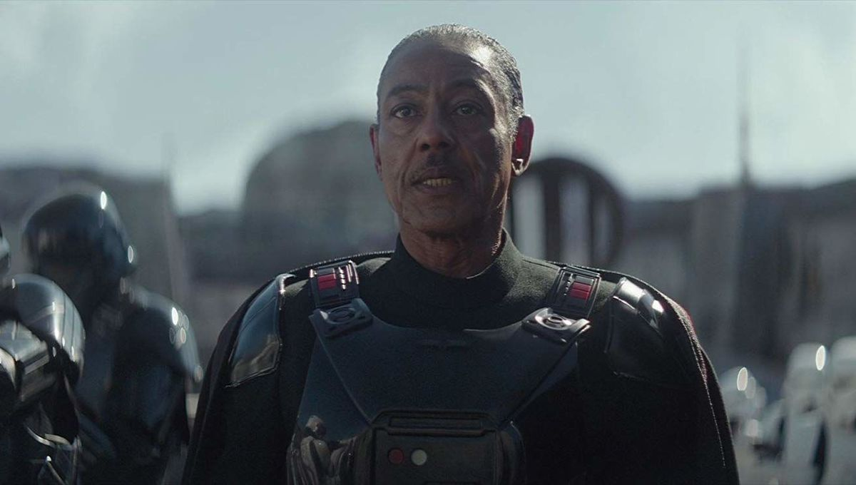 The Mandalorian Moff Gideon
