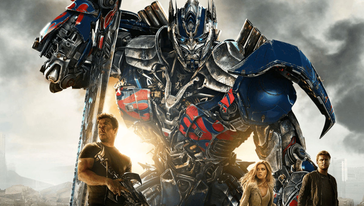 Transformers Last Knight movie poster