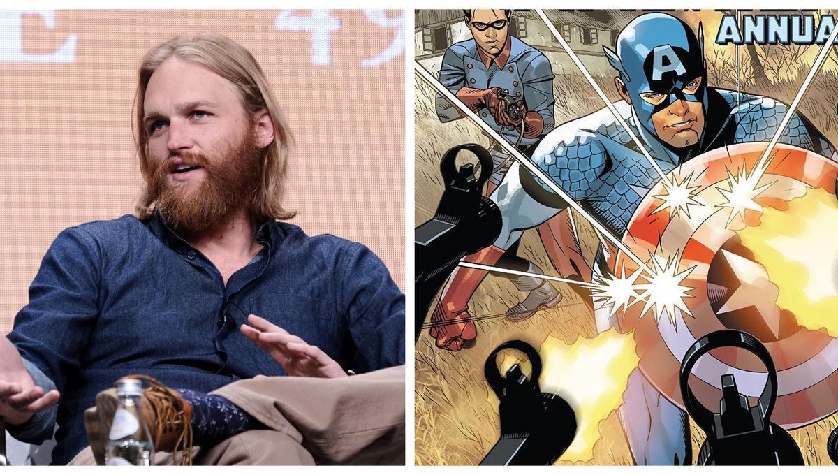Wyatt Russell Captain America