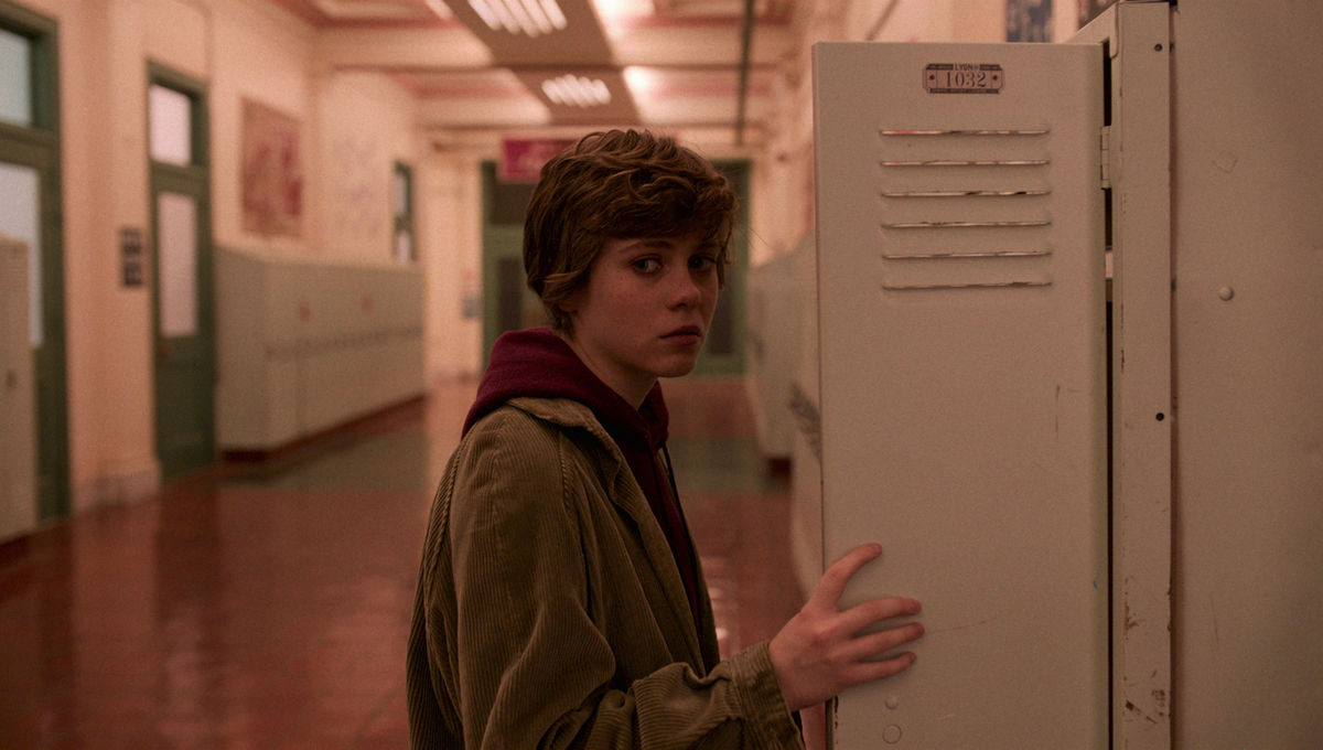 I Am Not OK With This Sophia Lillis