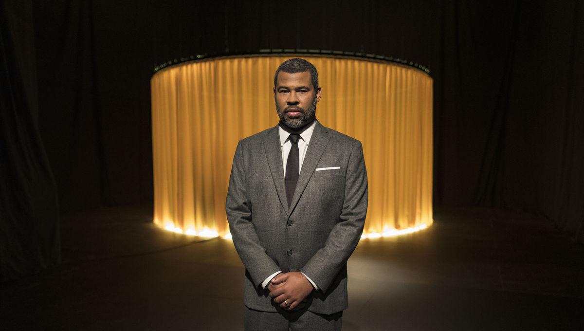 Jordan Peele The Twilight Zone