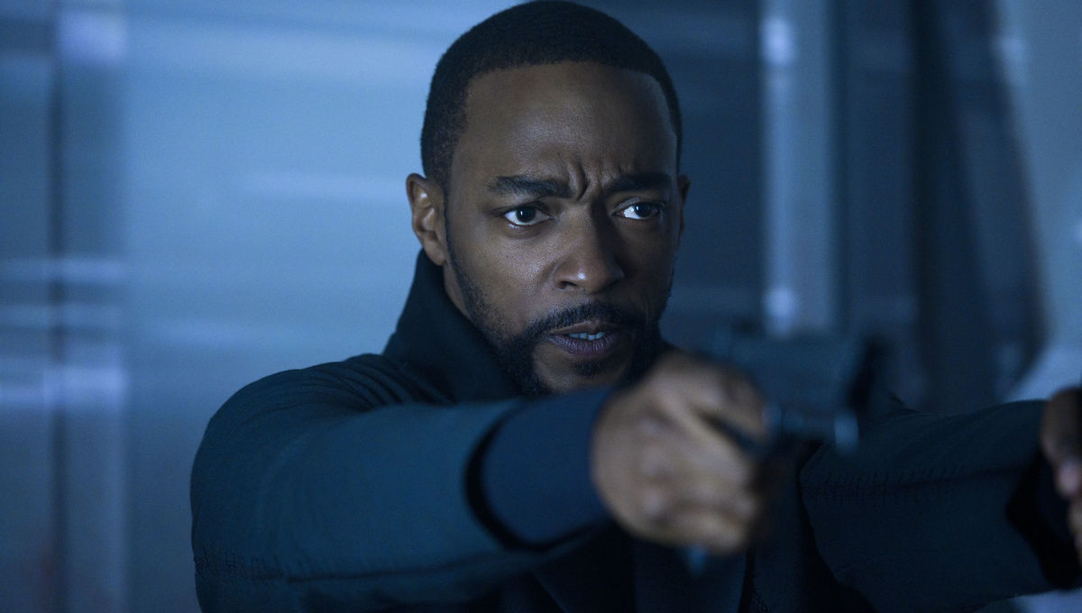 Altered Carbon S2 Anthony Mackie