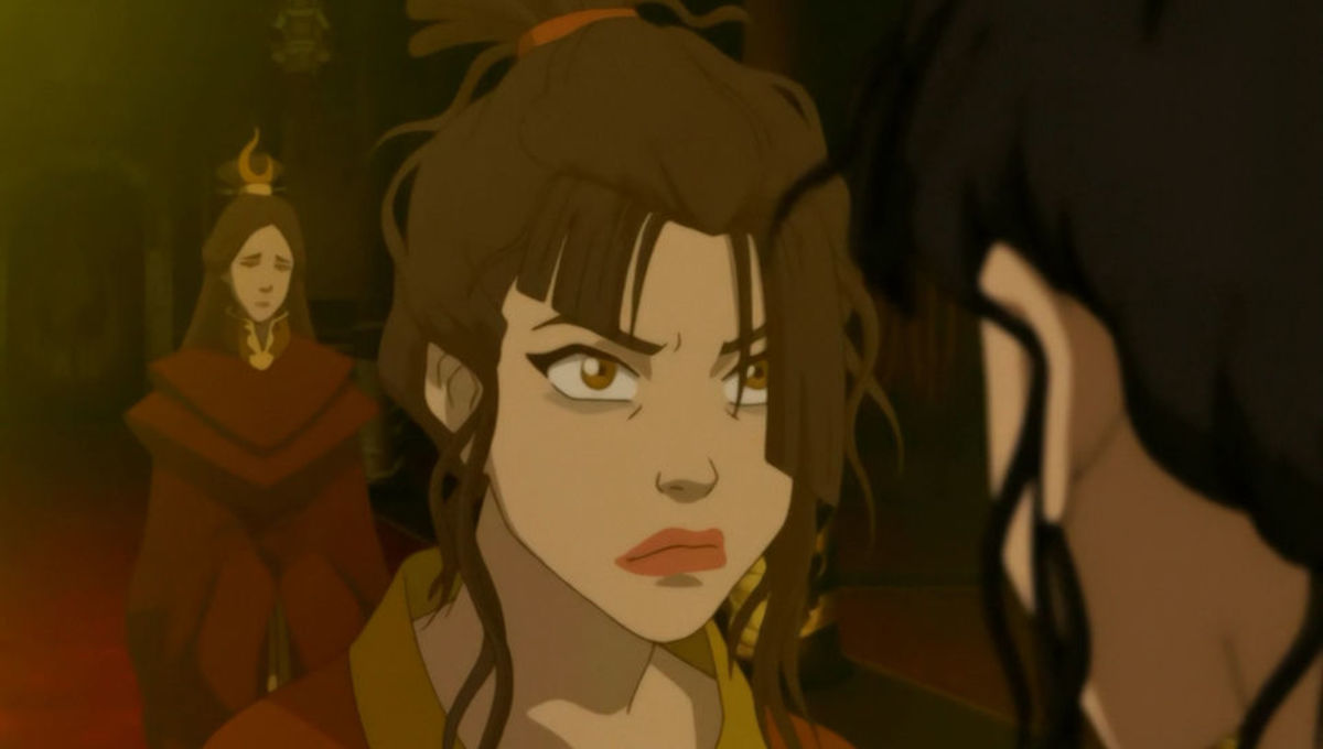 Azula in Avatar the Last Airbender