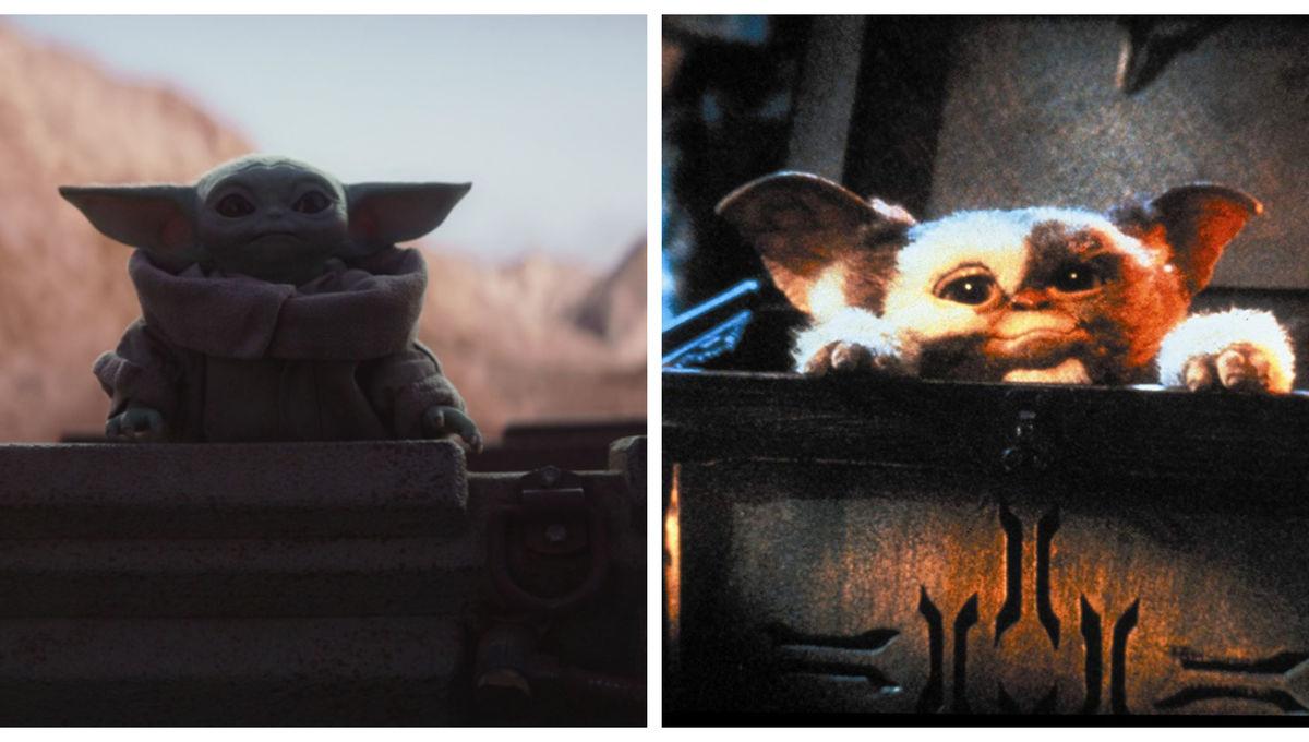 Baby Yoda & Gizmo