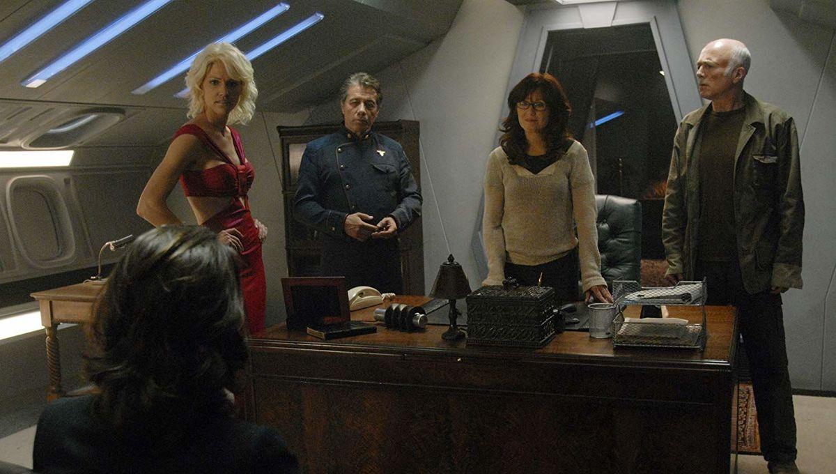 Battlestar Galactica 305 Collaborators
