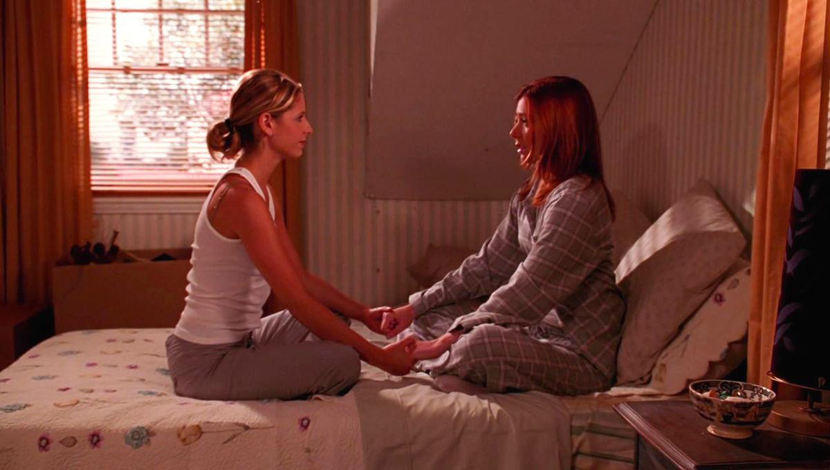 Buffy Willow Season 7 Episode 3