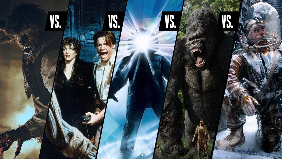 Debate Club Universal remakes