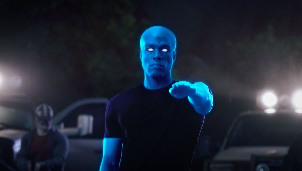 Doctor Manhattan Watchmen HBO