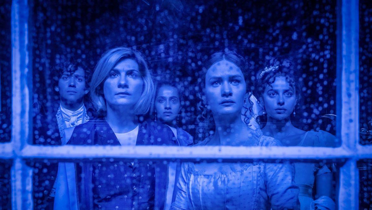 Doctor Who S12 E8 The Haunting of Villa Diodati