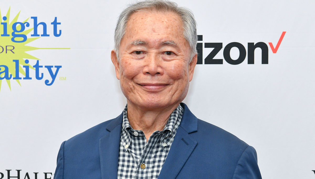George Takei Getty
