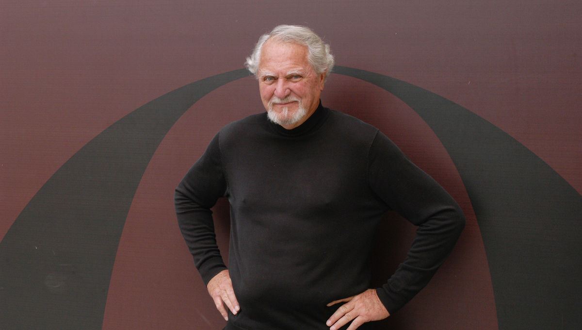 Clive Cussler Getty