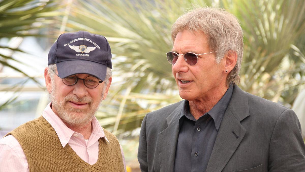 Steven Spielberg Harrison Ford