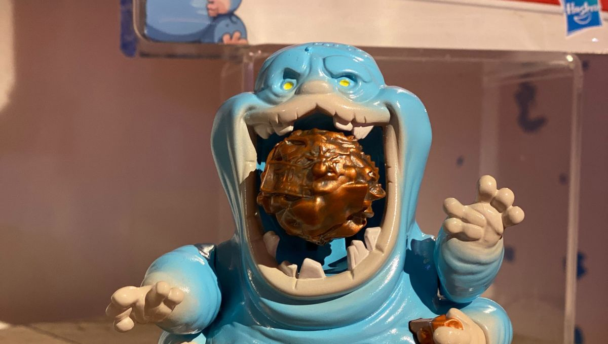 Ghostbusters: Afterlife Muncher action figure