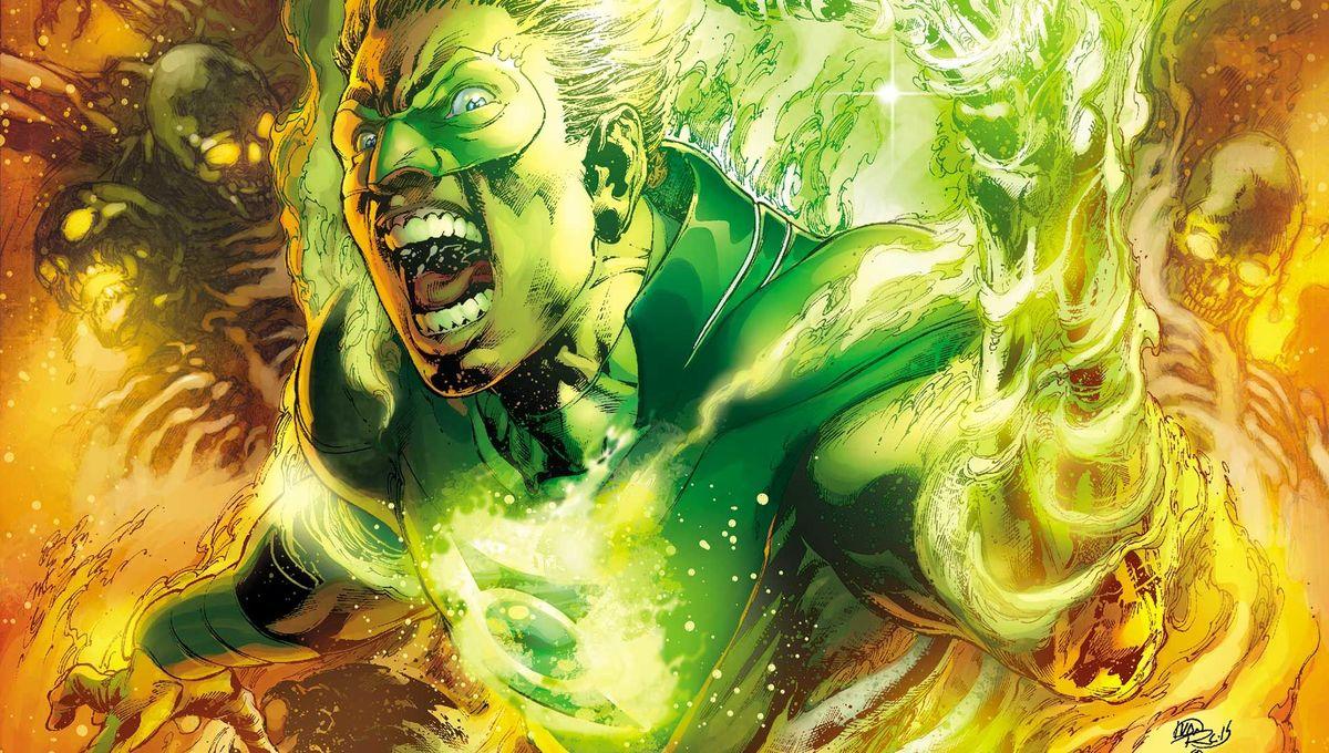 Green Lantern Alan Scott DC Comics