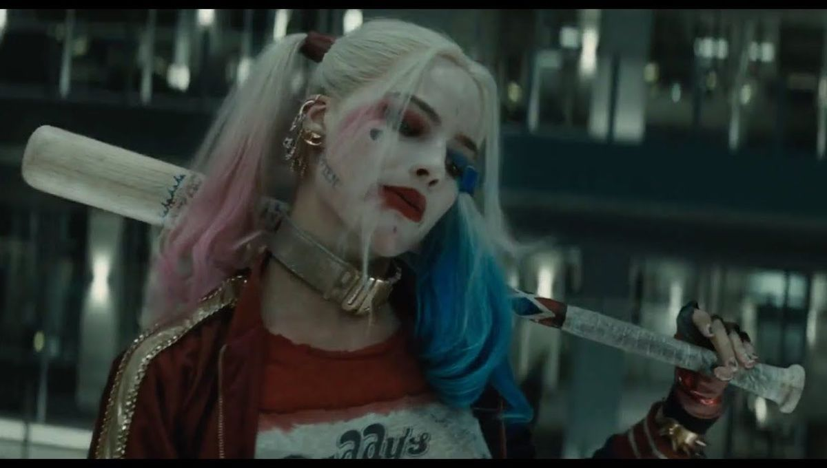Harley Quinn in Suicide Squad (2016)