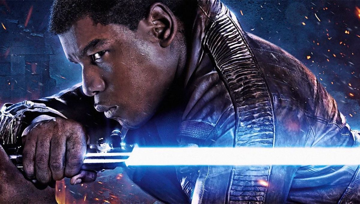 john Boyega Star Wars poster