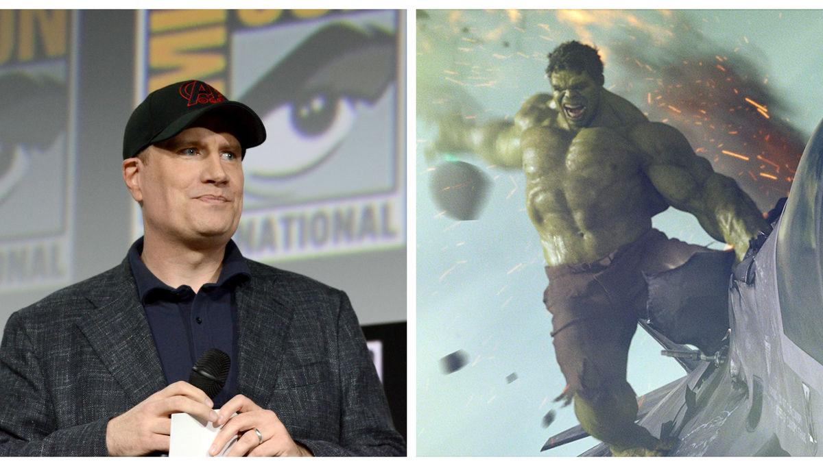 Kevin Feige Hulk