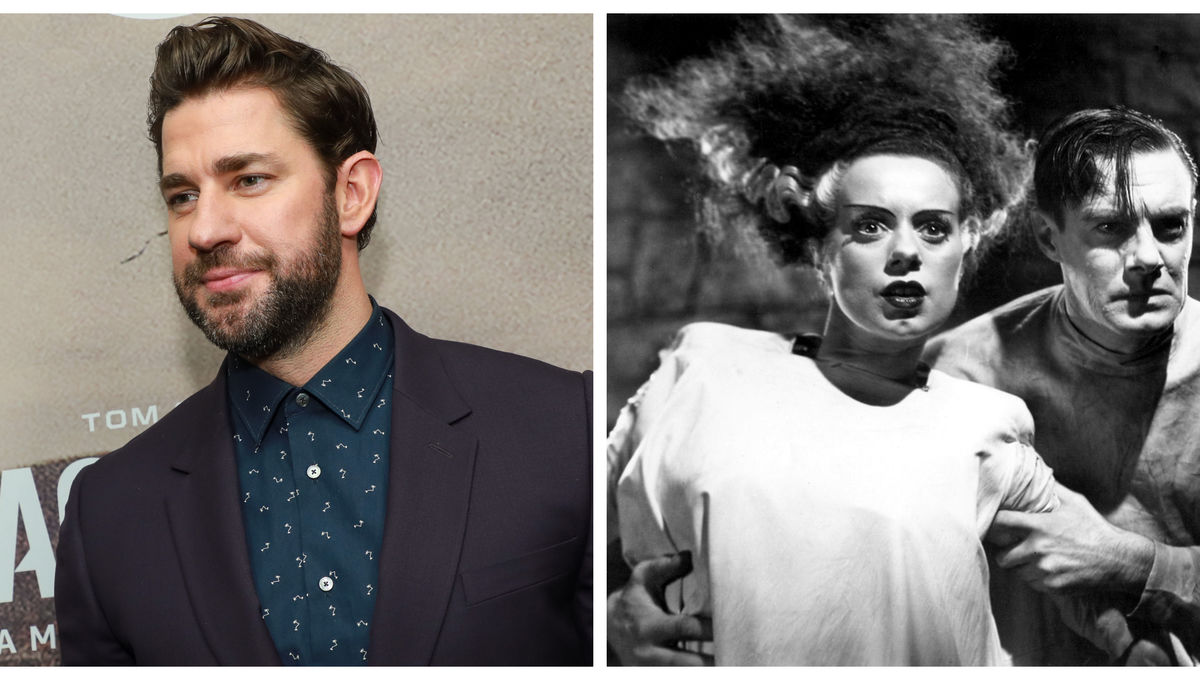 Krasinski Bride of Frankenstein