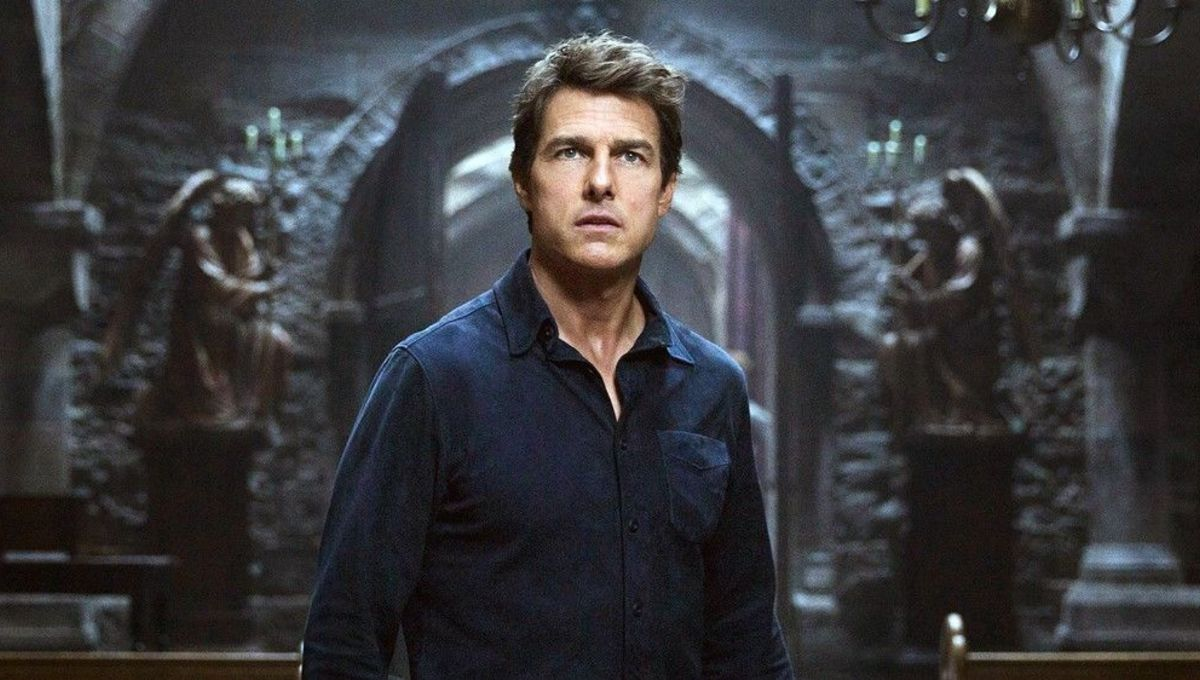 Tom Cruise's Movie In Space Reportedly Lands A $200 Million Budget