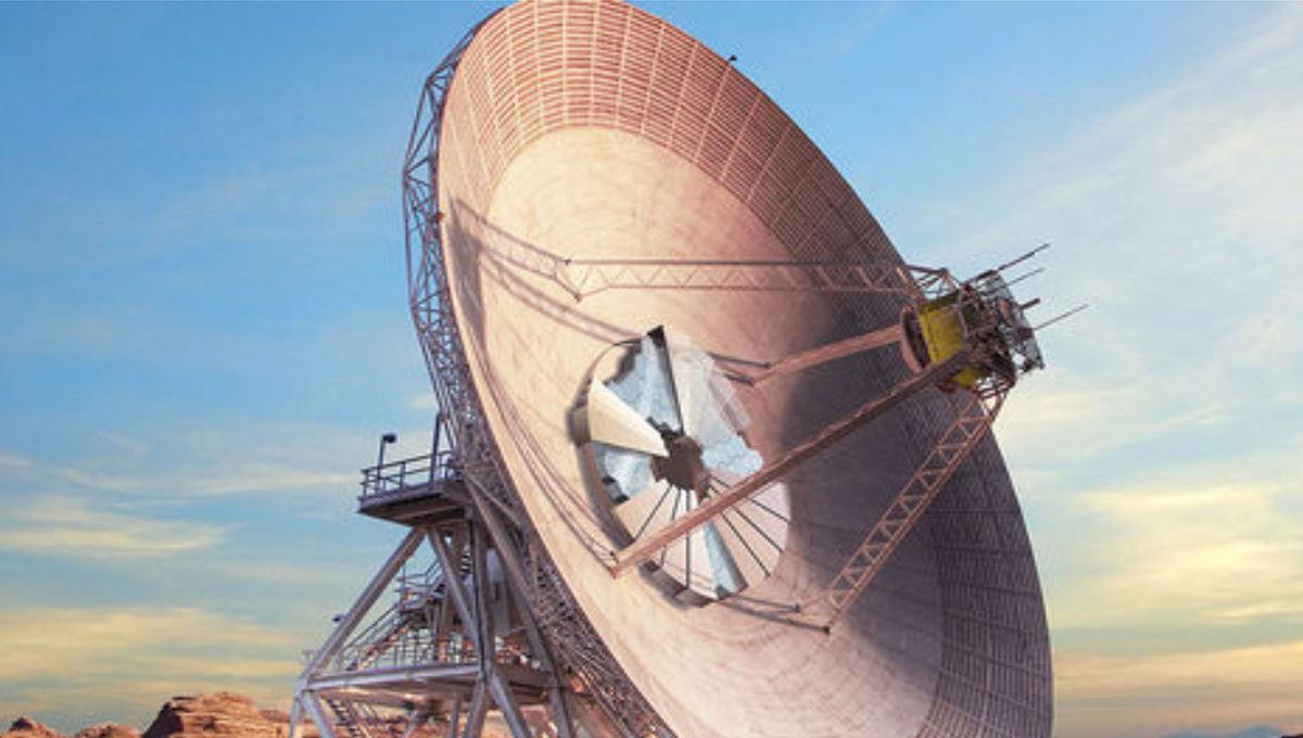 New NASA antenna