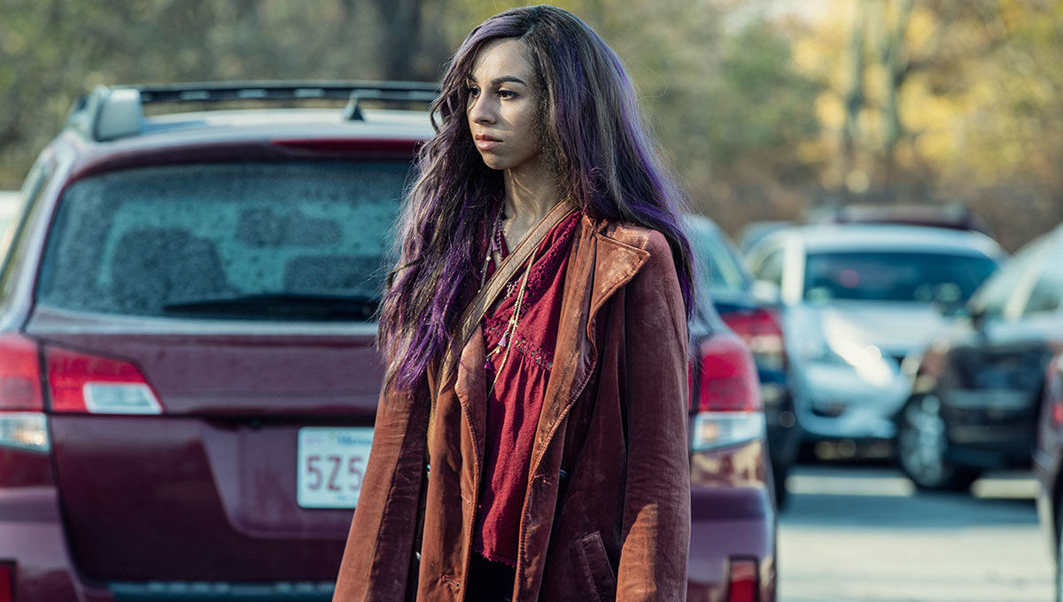 Jahkara Smith as Maggie Leigh in NOS4A2