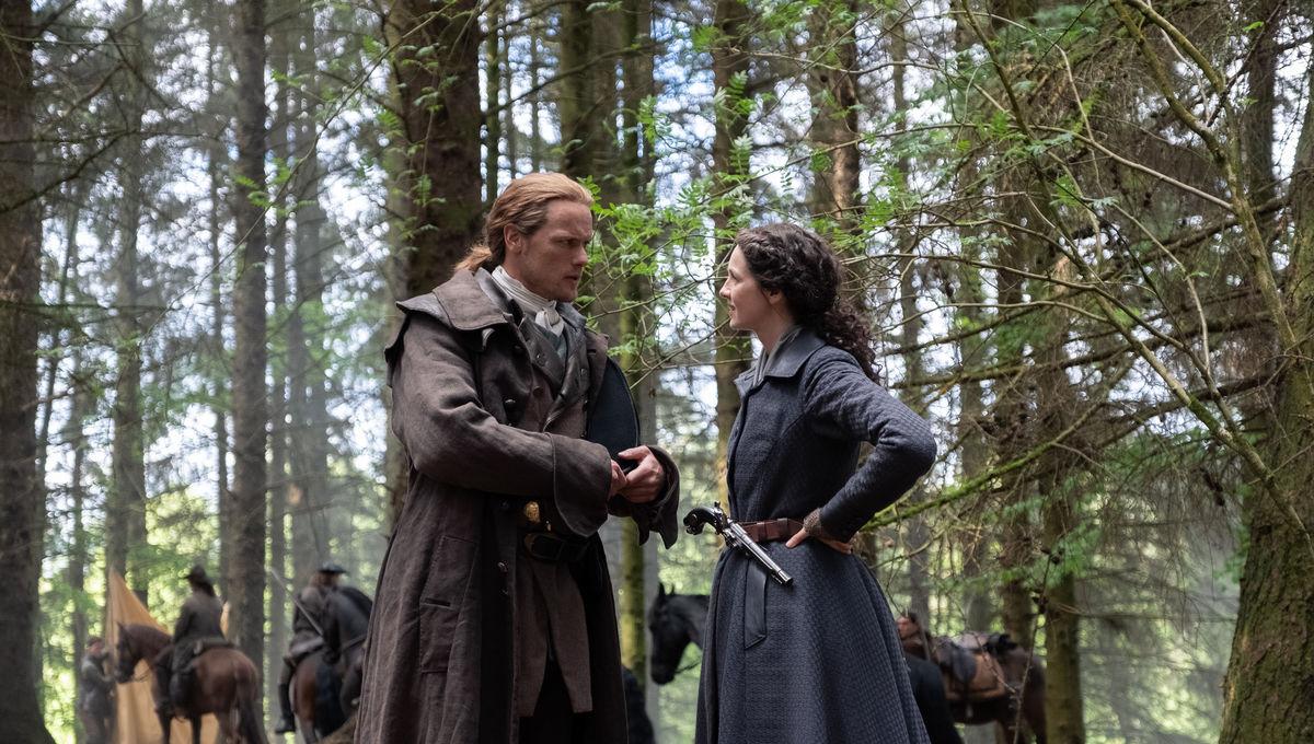 Outlander 503 Jamie Claire