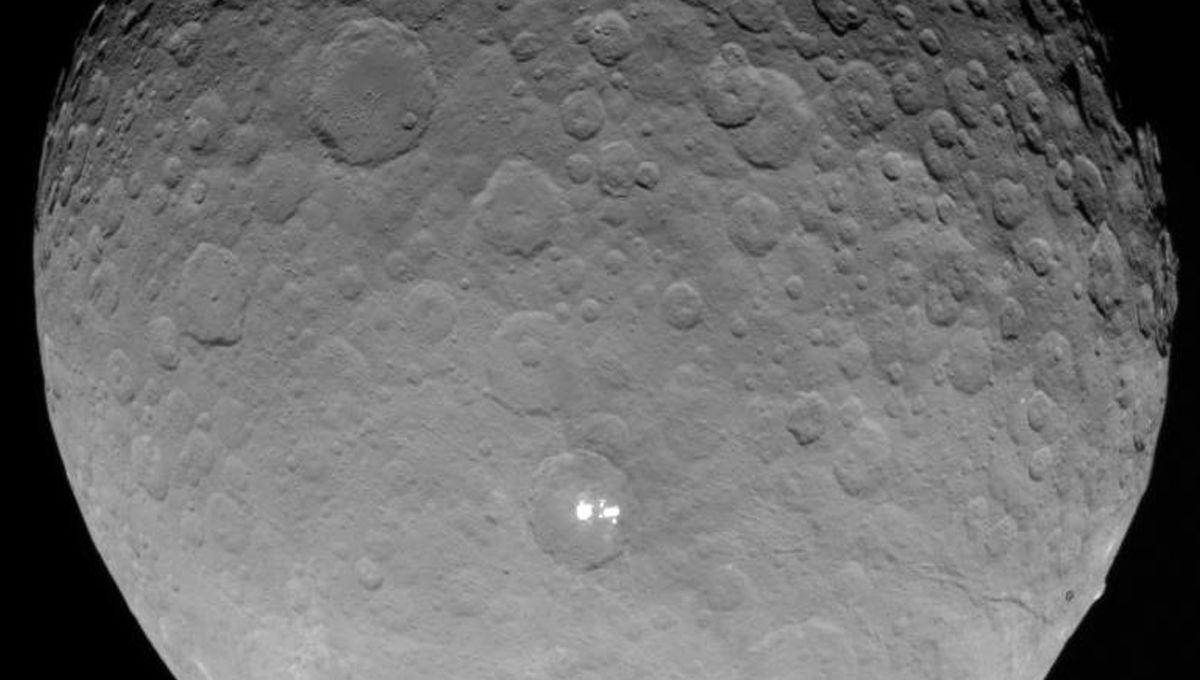Pallas asteroid