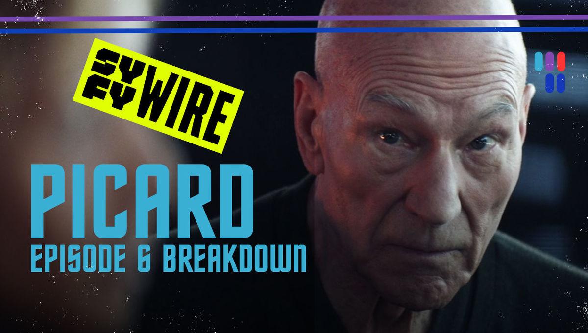 Star Trek: Picard (Warp Factor #6)