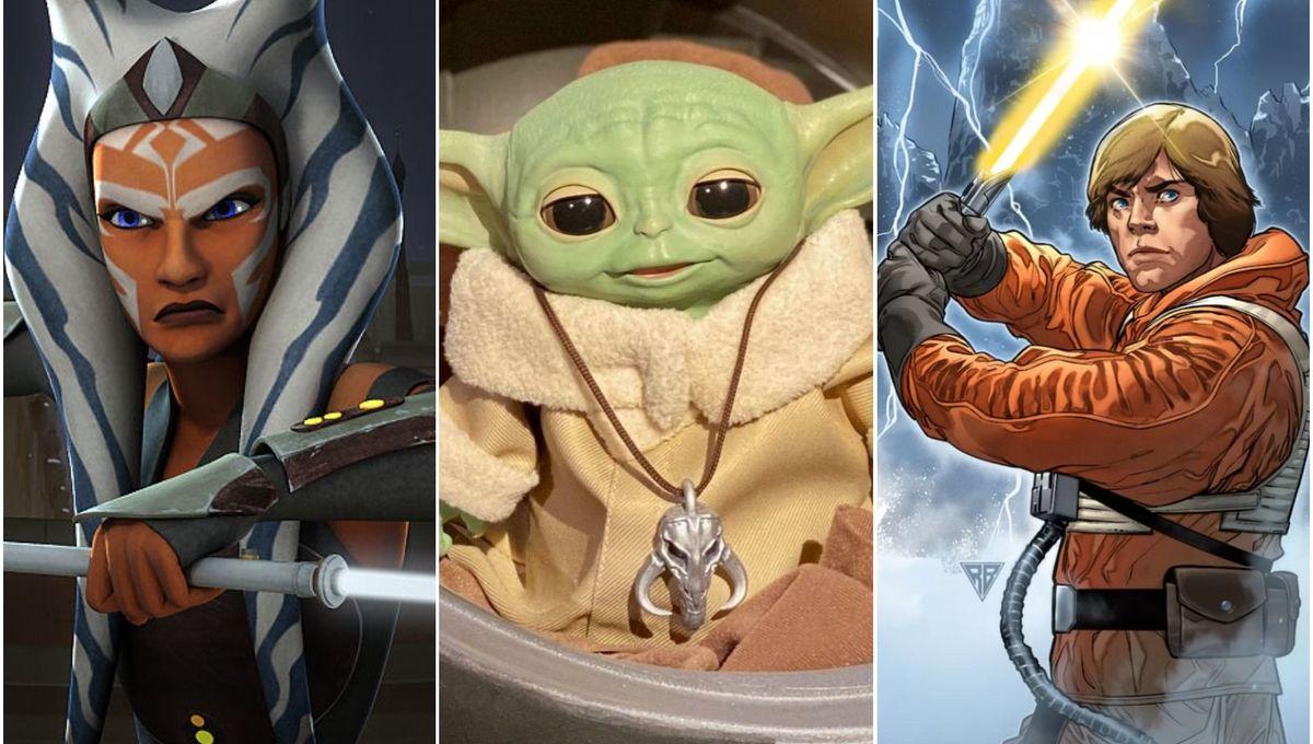 Star Wars Weekly Ahsoka Baby Yoda