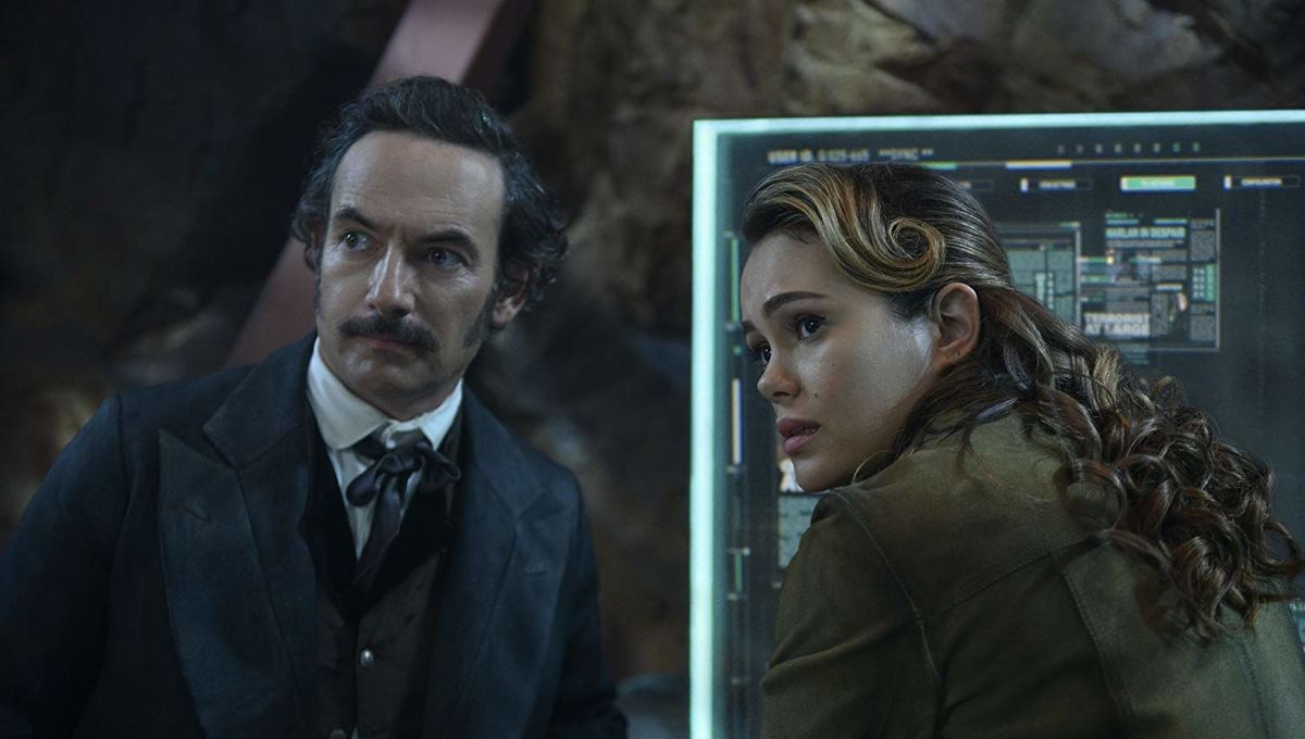 Poe in Altered Carbon