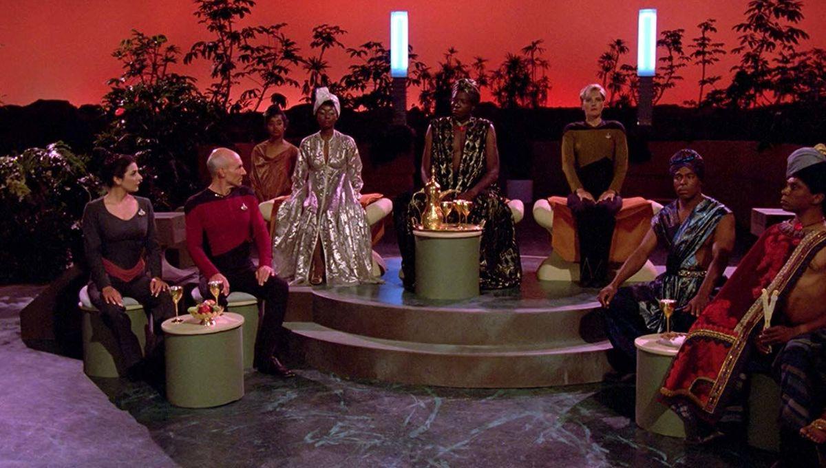 Star Trek TNG Code of Honor
