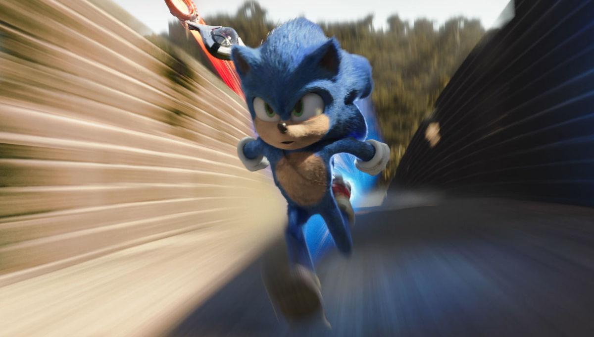 Sonic the Hedgehog music video