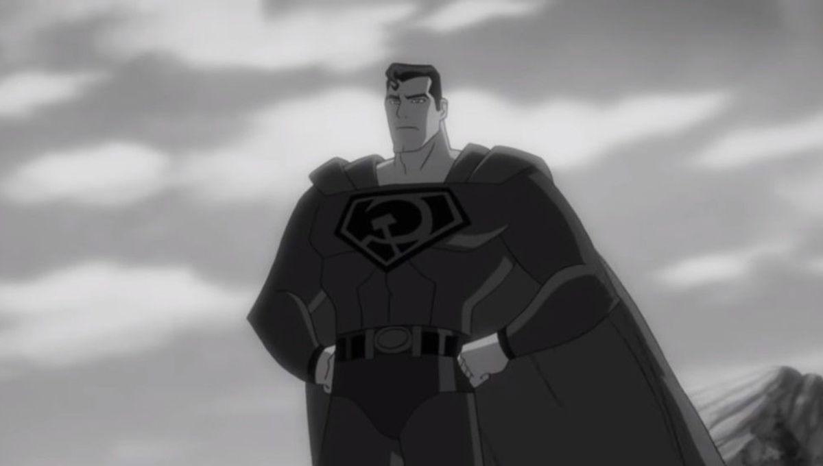 Superman Red Son clip