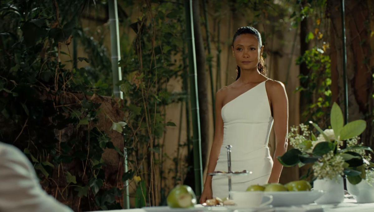 Thandie Newton in Westworld S3