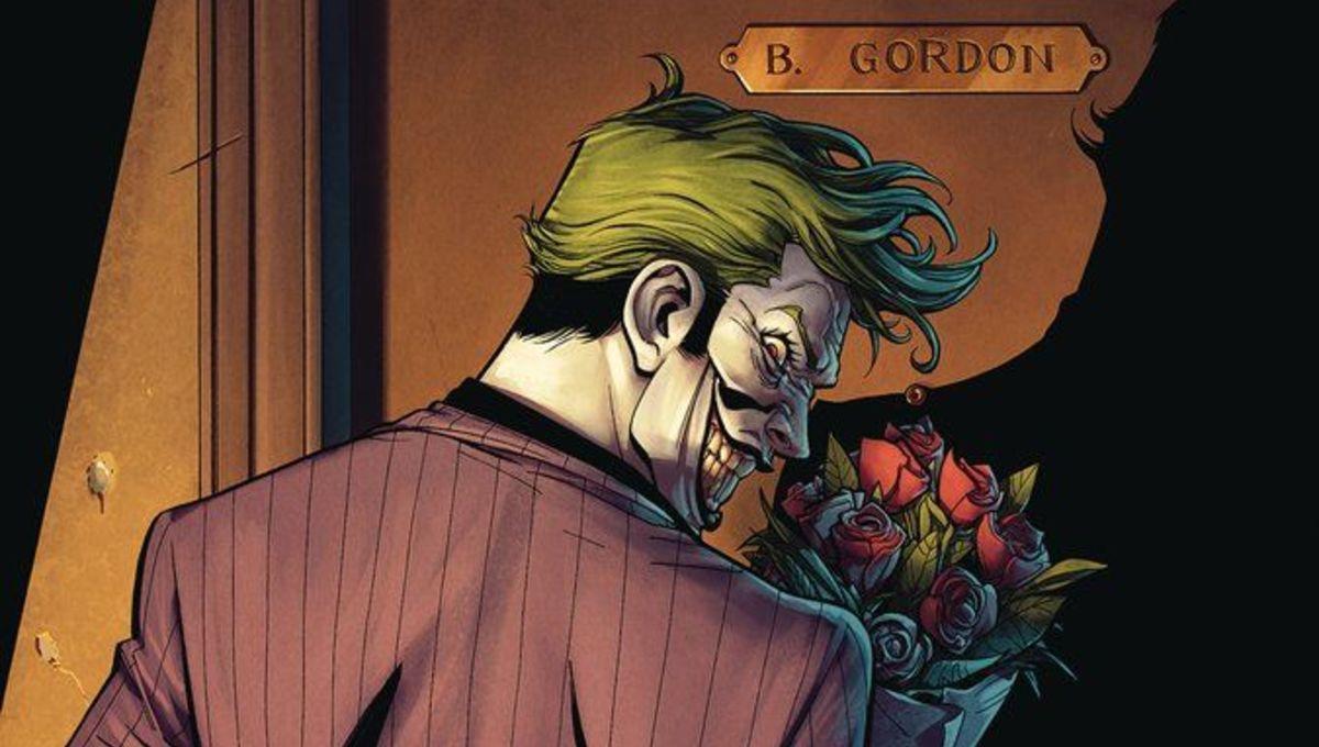 Batgirl 47 Joker War