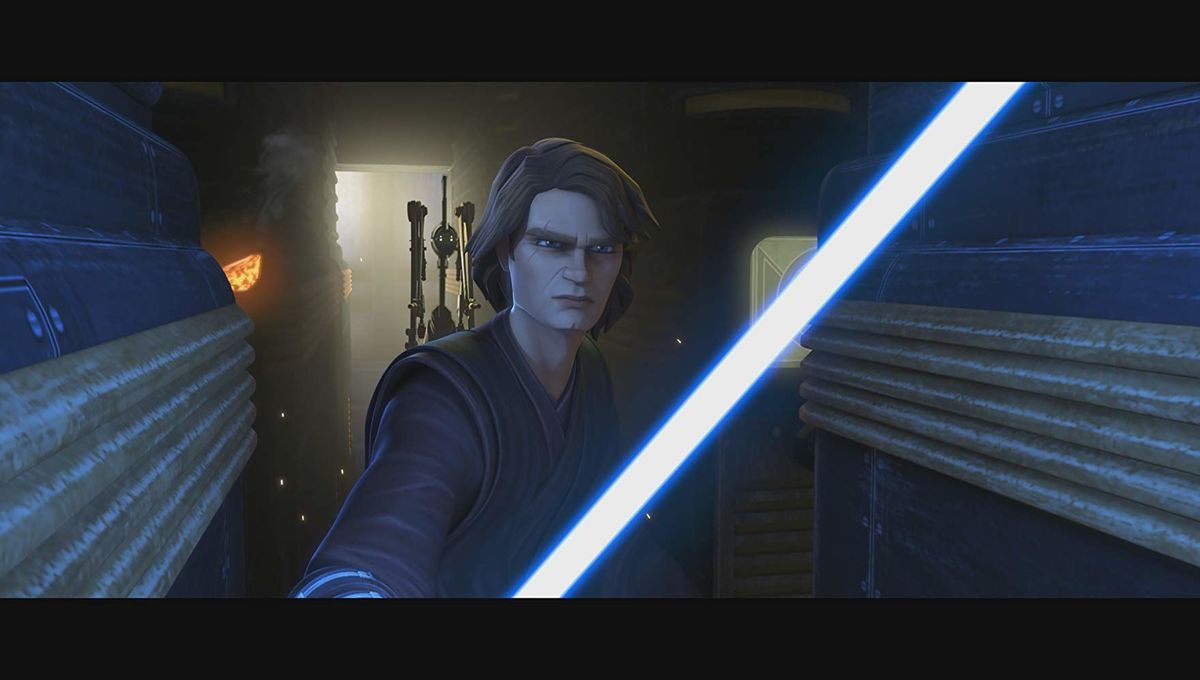 Anakin Skywalker Star Wars The Clone Wars