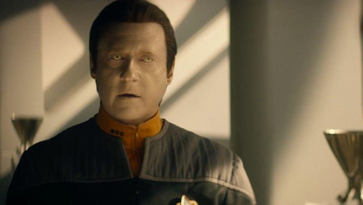 Brent Spiner Star Trek Picard