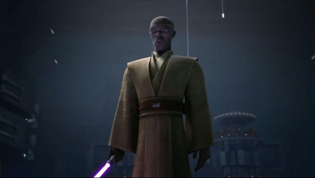 Mace Windu (Star Wars: The Clone Wars)