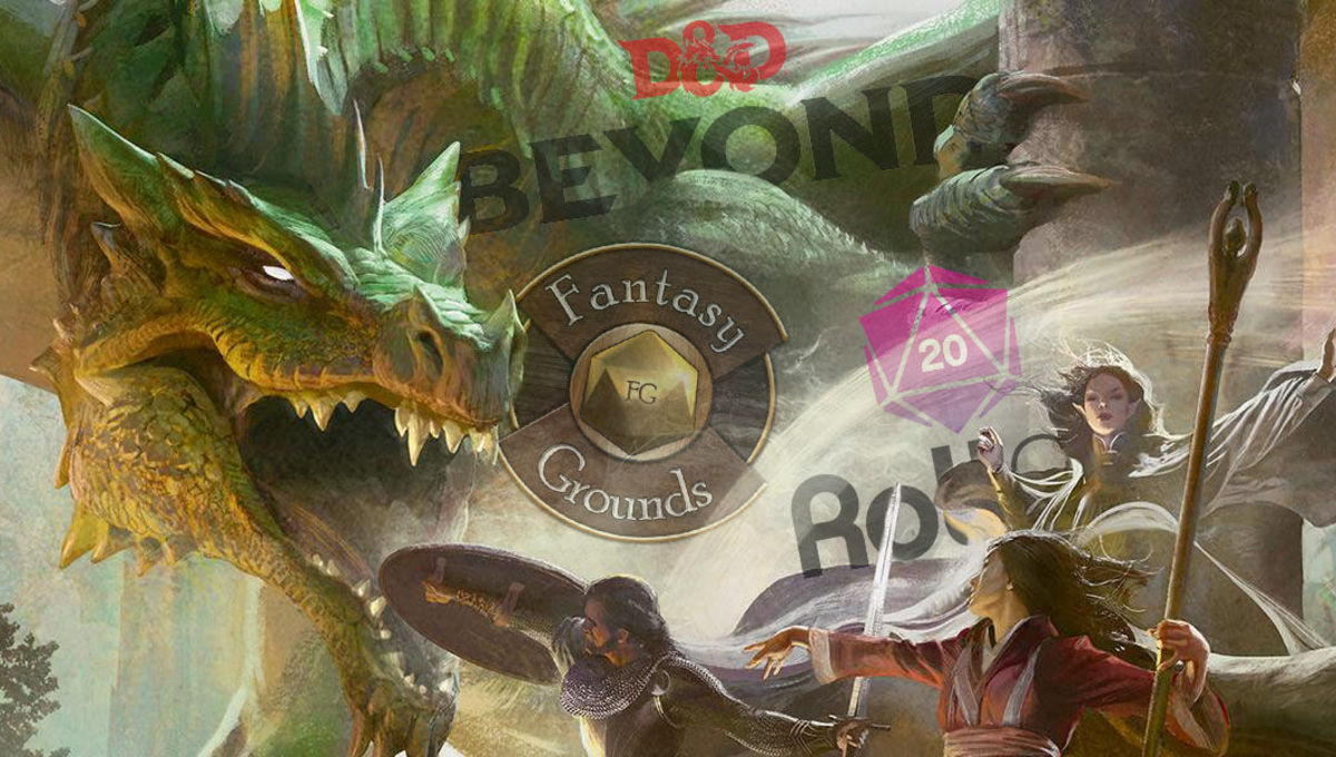 Coronavirus Sends Dungeons Dragons Players To Virtual Tabletops