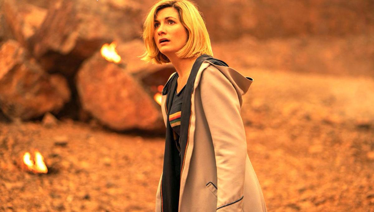 Doctor Who Season 12 finale