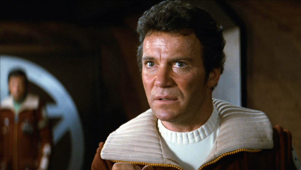 William Shatner Star Trek II: The Wrath of Khan