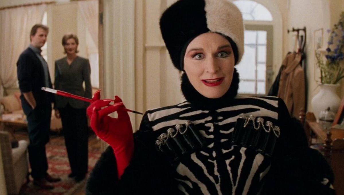Look of the Week: Cruella de Vil's wild wardrobe