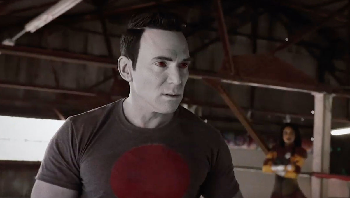 Jason David Frank as Bloodshot