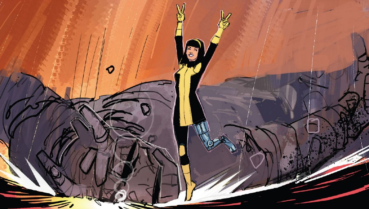 The New Mutants Vol. 4 #5