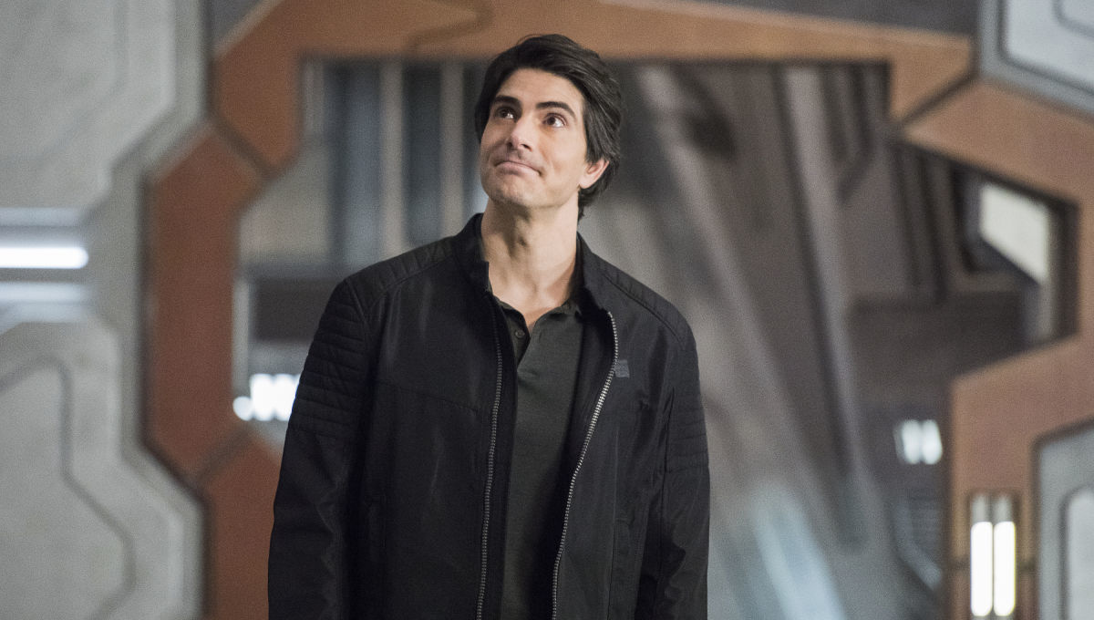 """Brandon Routh, DC's Legends of Tomorrow episode """"Romeo V. Juliet: Dawn of Justness"""""""