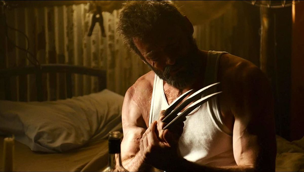 Hugh Jackman in 20th Century Fox's Logan