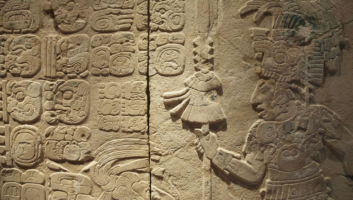 Mayan tablet