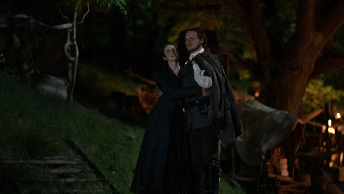 Outlander 504 Jamie and Claire